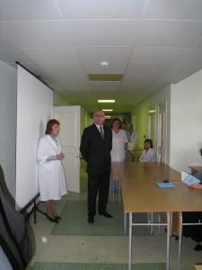 Открытие отдела духовной литературы.24.02.09 г 003