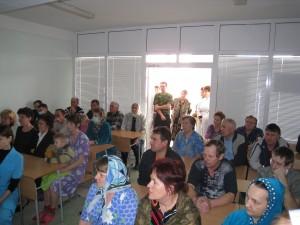 Открытие отдела духовной литературы.24.02.09 г 004